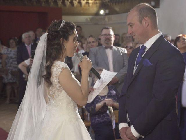 La boda de David y Silvia en Arevalo, Ávila 26
