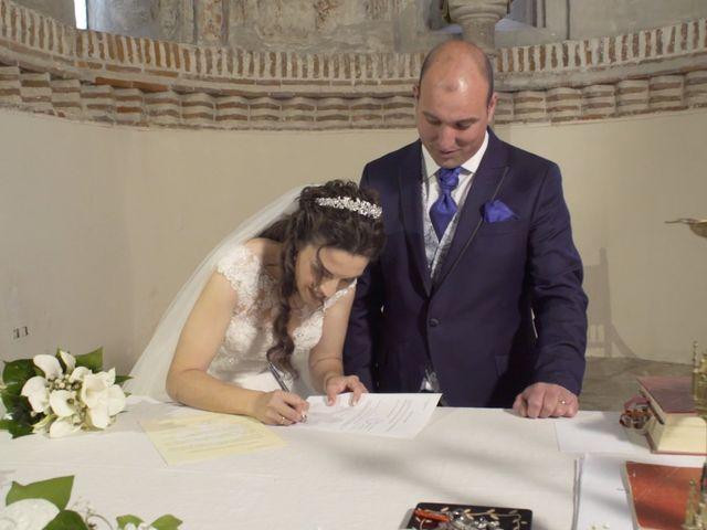 La boda de David y Silvia en Arevalo, Ávila 27