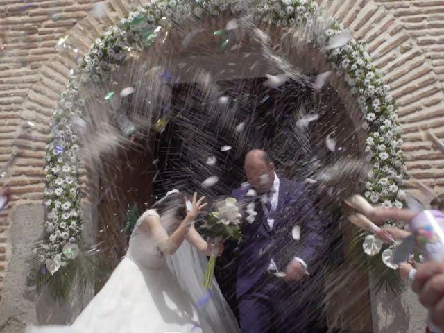 La boda de David y Silvia en Arevalo, Ávila 28