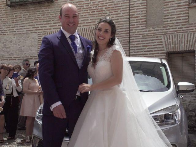La boda de David y Silvia en Arevalo, Ávila 29