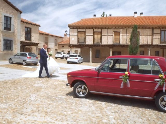 La boda de David y Silvia en Arevalo, Ávila 31