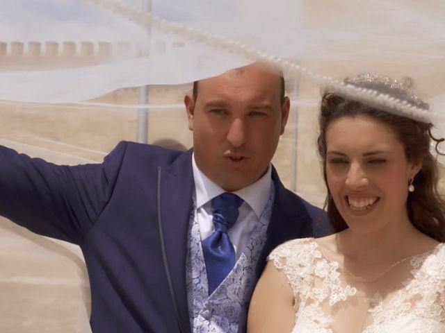 La boda de David y Silvia en Arevalo, Ávila 32
