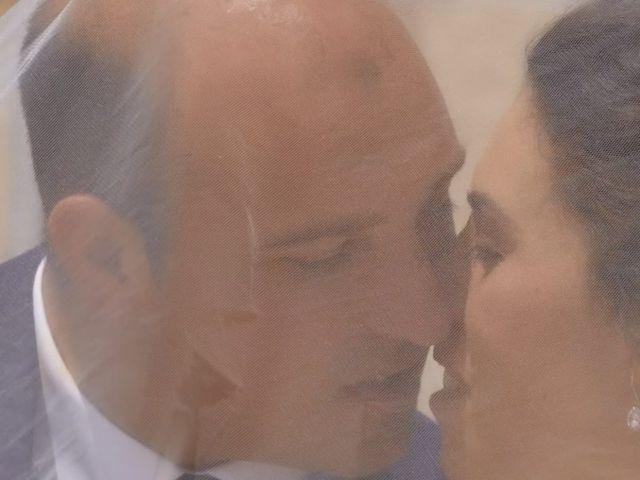 La boda de David y Silvia en Arevalo, Ávila 33