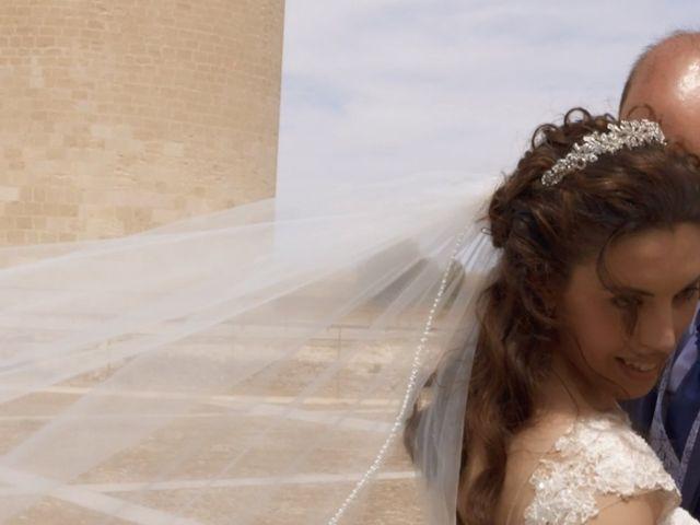 La boda de David y Silvia en Arevalo, Ávila 34