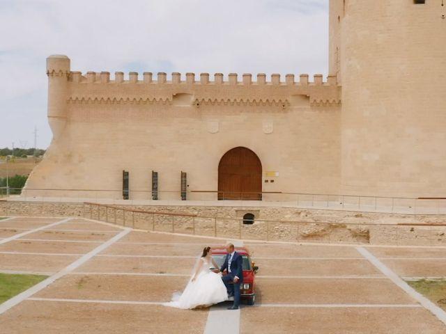 La boda de David y Silvia en Arevalo, Ávila 36