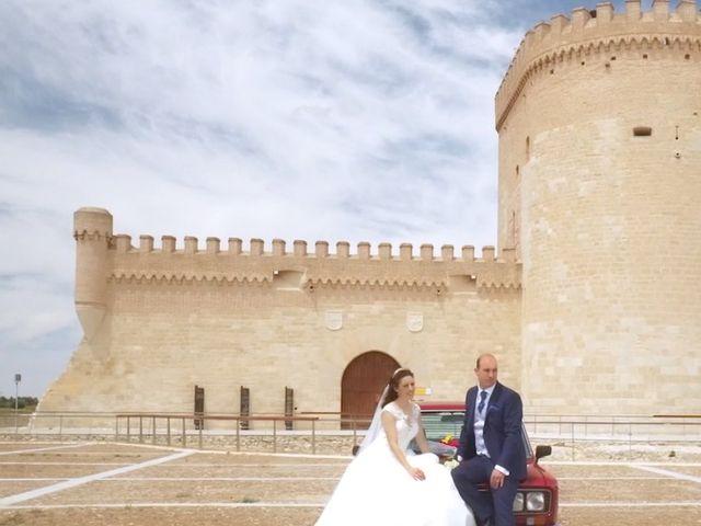 La boda de David y Silvia en Arevalo, Ávila 37