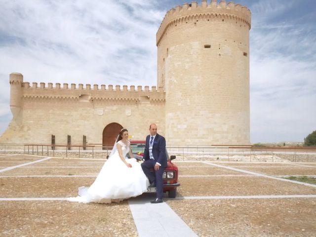 La boda de David y Silvia en Arevalo, Ávila 38