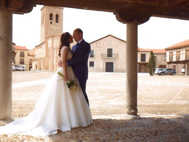 La boda de David y Silvia en Arevalo, Ávila 39