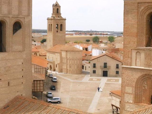 La boda de David y Silvia en Arevalo, Ávila 41