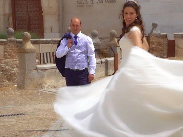 La boda de David y Silvia en Arevalo, Ávila 42