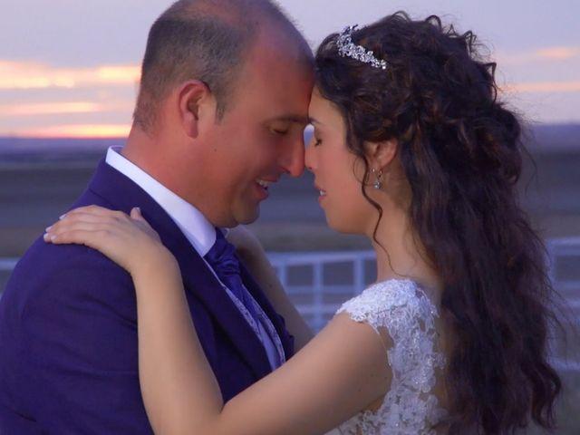 La boda de David y Silvia en Arevalo, Ávila 43