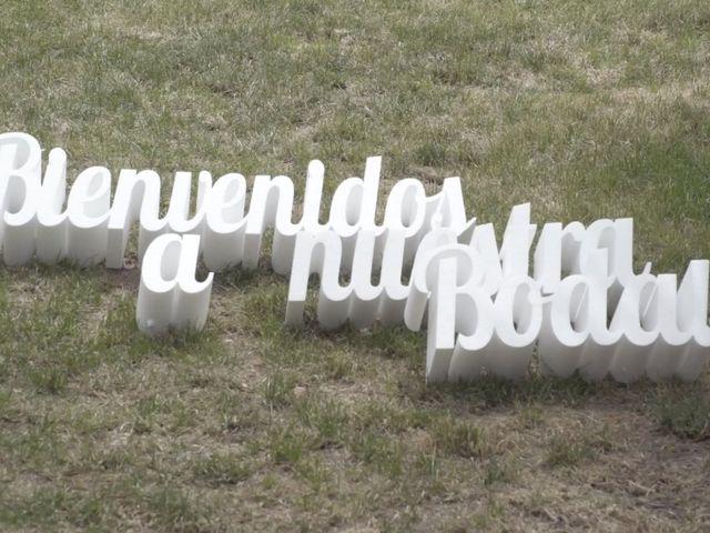 La boda de David y Silvia en Arevalo, Ávila 44
