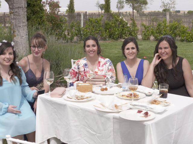 La boda de David y Silvia en Arevalo, Ávila 47