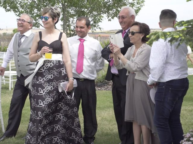 La boda de David y Silvia en Arevalo, Ávila 48