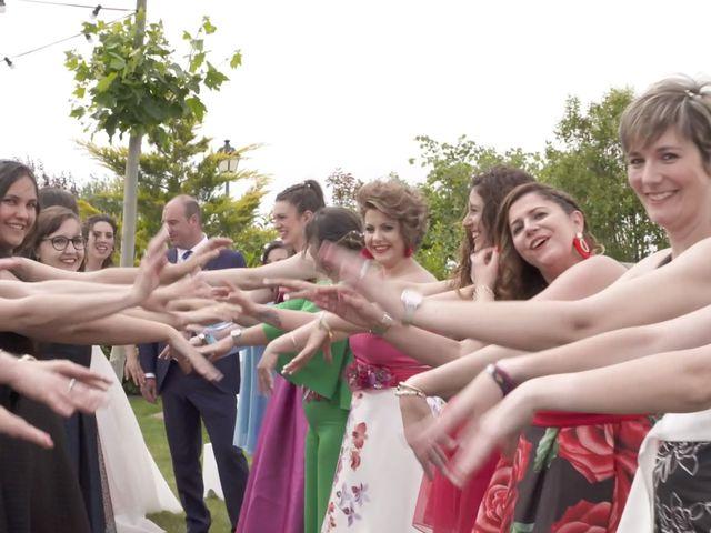 La boda de David y Silvia en Arevalo, Ávila 49