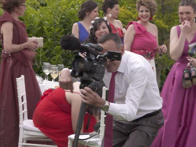 La boda de David y Silvia en Arevalo, Ávila 54