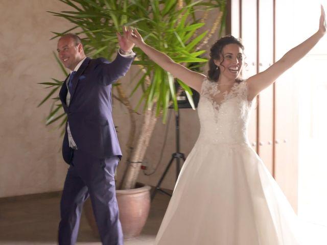 La boda de David y Silvia en Arevalo, Ávila 58