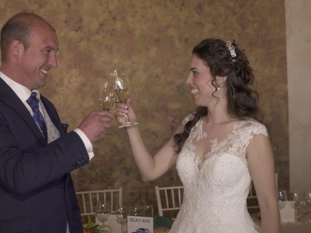 La boda de David y Silvia en Arevalo, Ávila 59