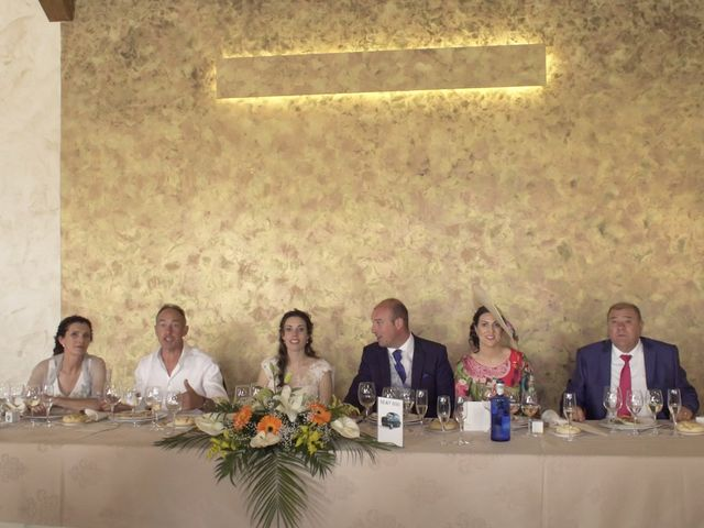 La boda de David y Silvia en Arevalo, Ávila 60