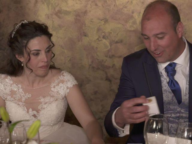 La boda de David y Silvia en Arevalo, Ávila 61