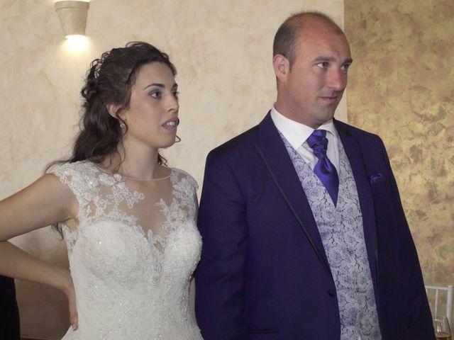 La boda de David y Silvia en Arevalo, Ávila 63