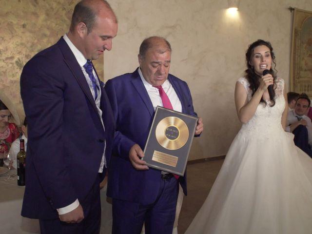 La boda de David y Silvia en Arevalo, Ávila 65