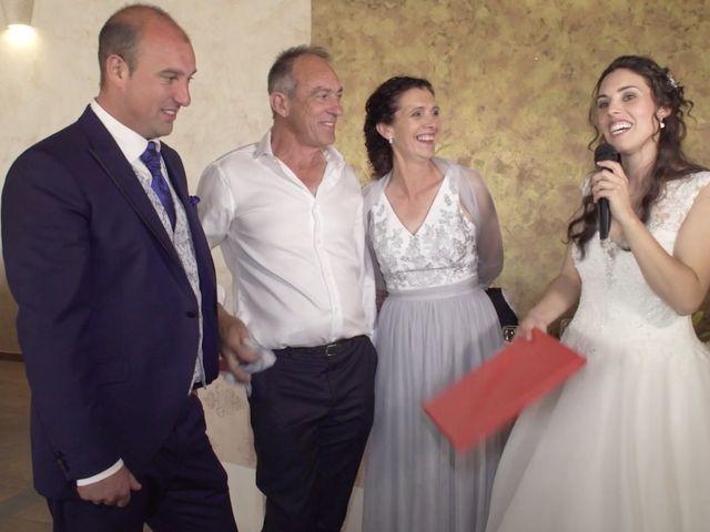 La boda de David y Silvia en Arevalo, Ávila 66