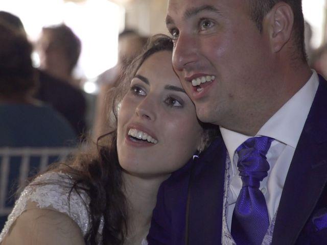 La boda de David y Silvia en Arevalo, Ávila 68