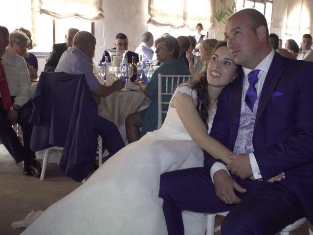 La boda de David y Silvia en Arevalo, Ávila 69