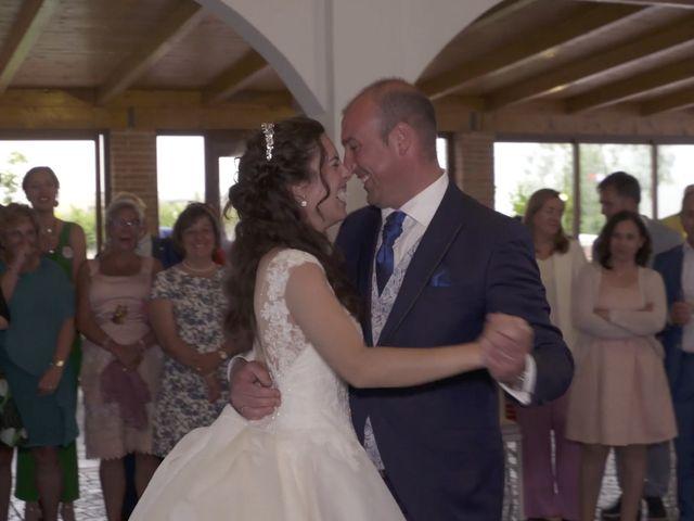 La boda de David y Silvia en Arevalo, Ávila 73