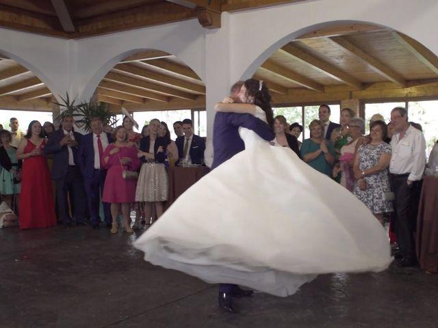 La boda de David y Silvia en Arevalo, Ávila 75