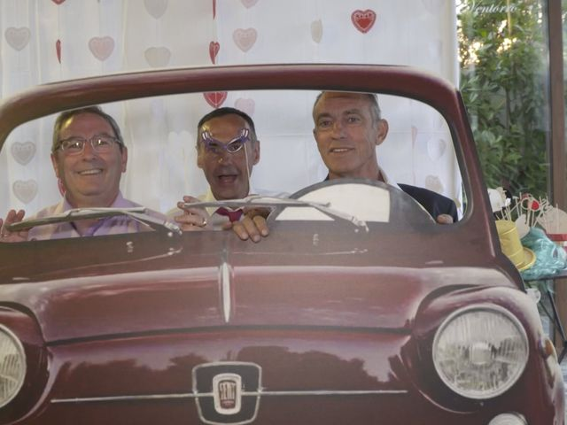 La boda de David y Silvia en Arevalo, Ávila 76