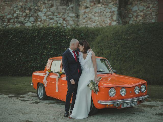 La boda de Almudena y Lluís