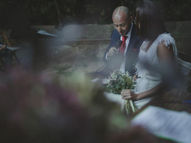La boda de Lluís y Almudena en Mataró, Barcelona 19