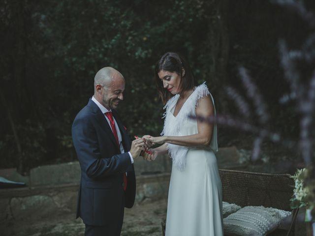 La boda de Lluís y Almudena en Mataró, Barcelona 22