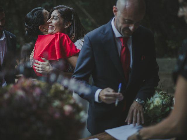 La boda de Lluís y Almudena en Mataró, Barcelona 24