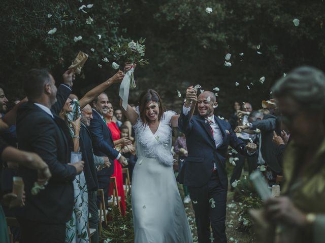 La boda de Lluís y Almudena en Mataró, Barcelona 25