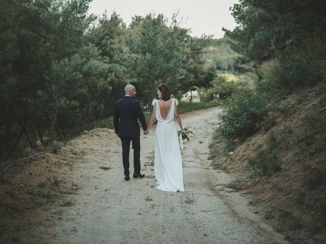 La boda de Lluís y Almudena en Mataró, Barcelona 26