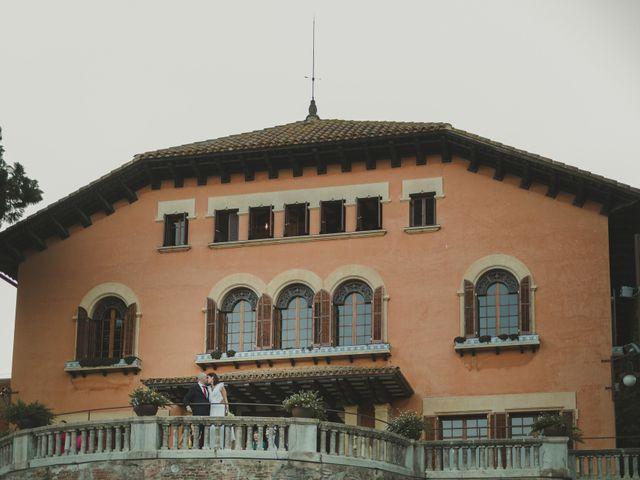 La boda de Lluís y Almudena en Mataró, Barcelona 33