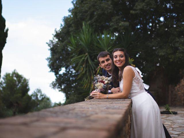 La boda de Pau y Mònica en Pineda De Mar, Barcelona 13