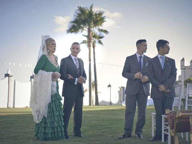 La boda de José Manuel y Rocío en Huelva, Huelva 15