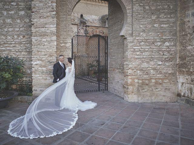 La boda de José Manuel y Rocío en Huelva, Huelva 36