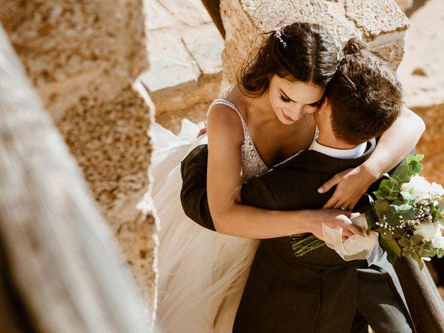 La boda de José Antonio y Carolina