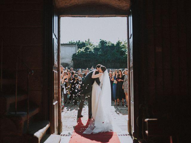 La boda de Pepe y Adri en Nigran, Pontevedra 15