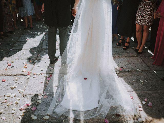 La boda de Pepe y Adri en Nigran, Pontevedra 16