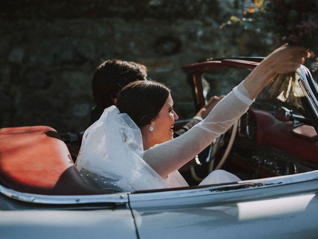 La boda de Pepe y Adri en Nigran, Pontevedra 17