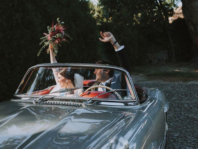 La boda de Pepe y Adri en Nigran, Pontevedra 18