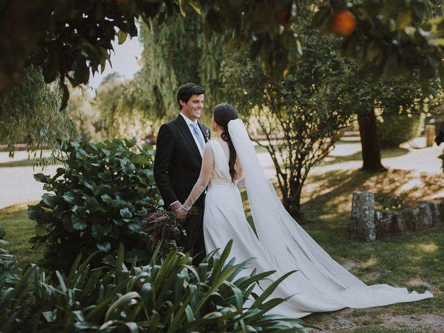 La boda de Pepe y Adri en Nigran, Pontevedra 23