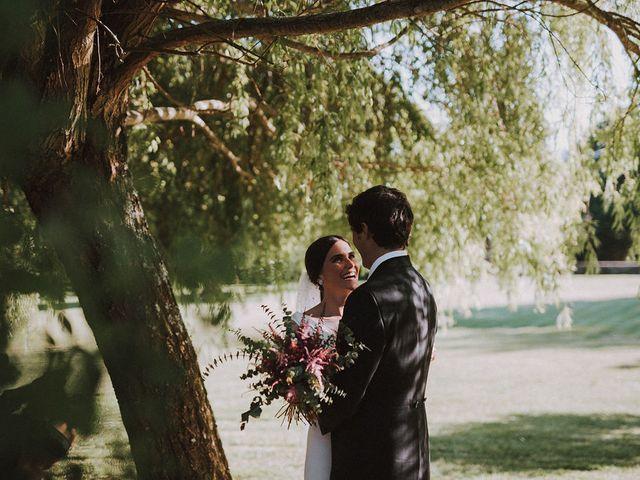 La boda de Pepe y Adri en Nigran, Pontevedra 38
