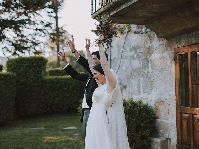 La boda de Pepe y Adri en Nigran, Pontevedra 49